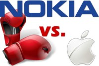 Nokia VS Apple